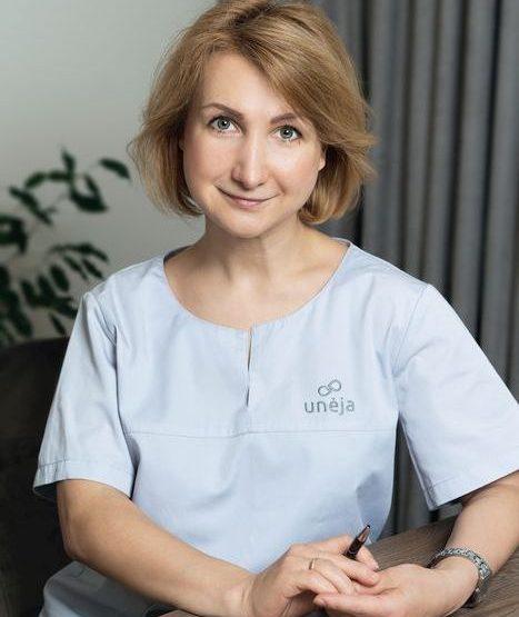 Diana Šimonienė - Klinika Unėja