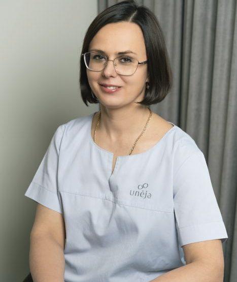 Raimonda Sinkevičienė - Klinika Unėja